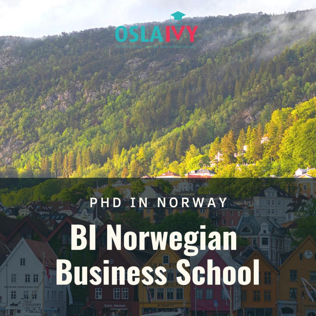 PhD Norway