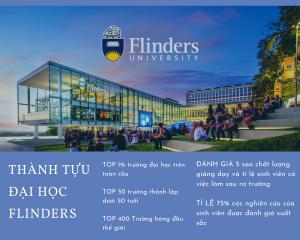 Thành tựu đại học Flinders