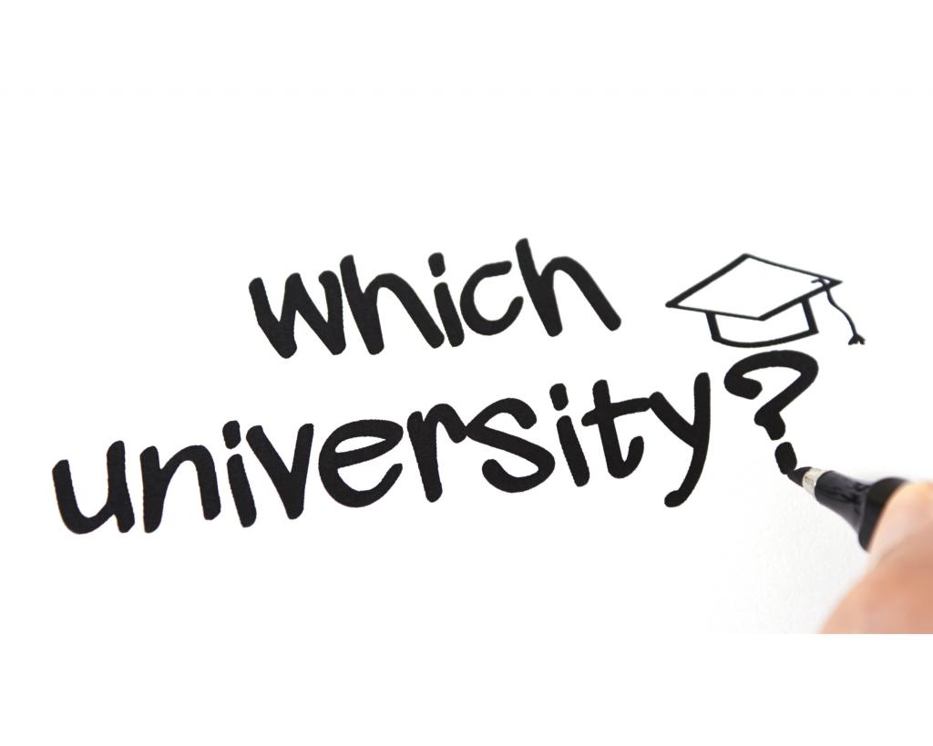 Chọn trường đại học phù hợp