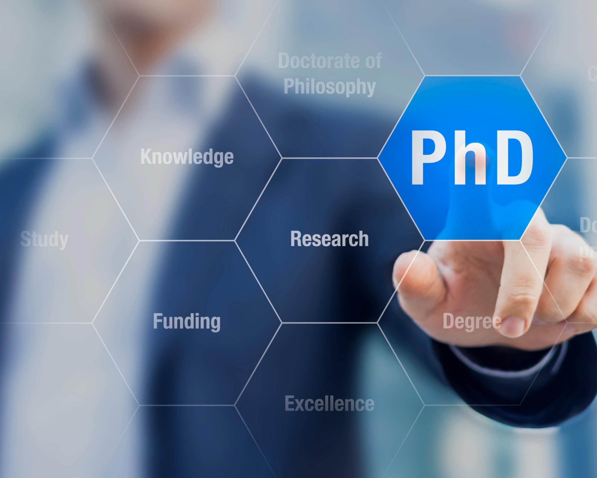 Chia sẻ kinh nghiệm học PhD