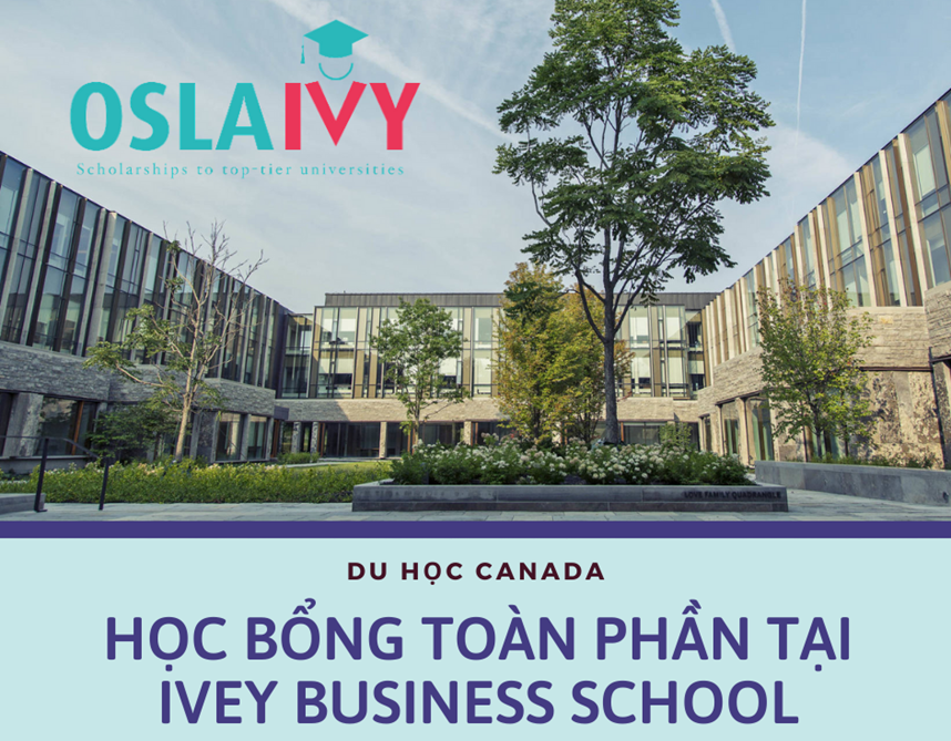 ivey business canada