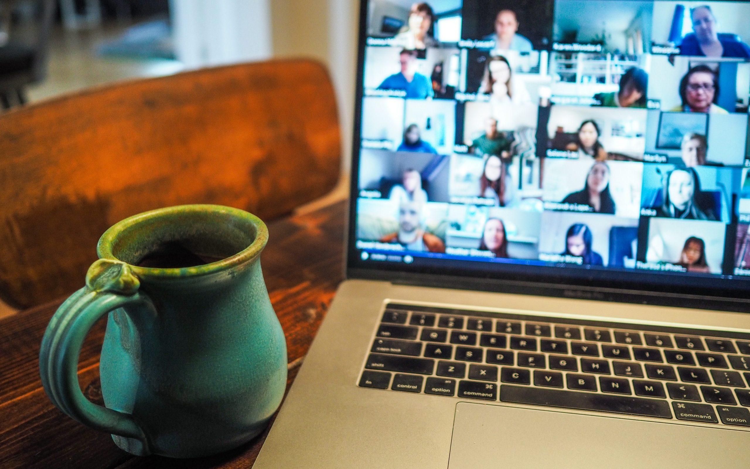 Tiếp theo, hãy chăm chỉ tham dự các buổi họp trực tuyến trong học kỳ mùa thu 2021.