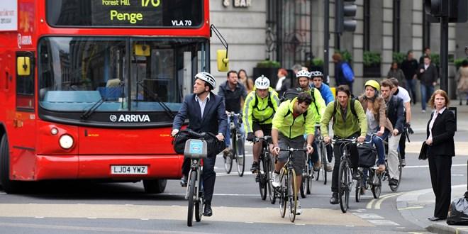 Văn hoá đi xe đạp tại Anh