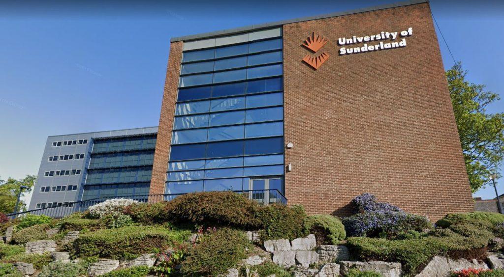 Đại học Sunderland có mức học phí thấp
