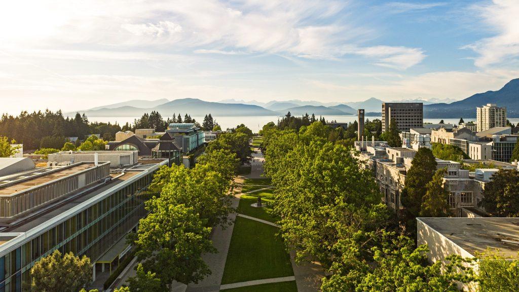Đại học British Columbia, top 3 trường đại học hàng đầu Canada - Các bang của Canada