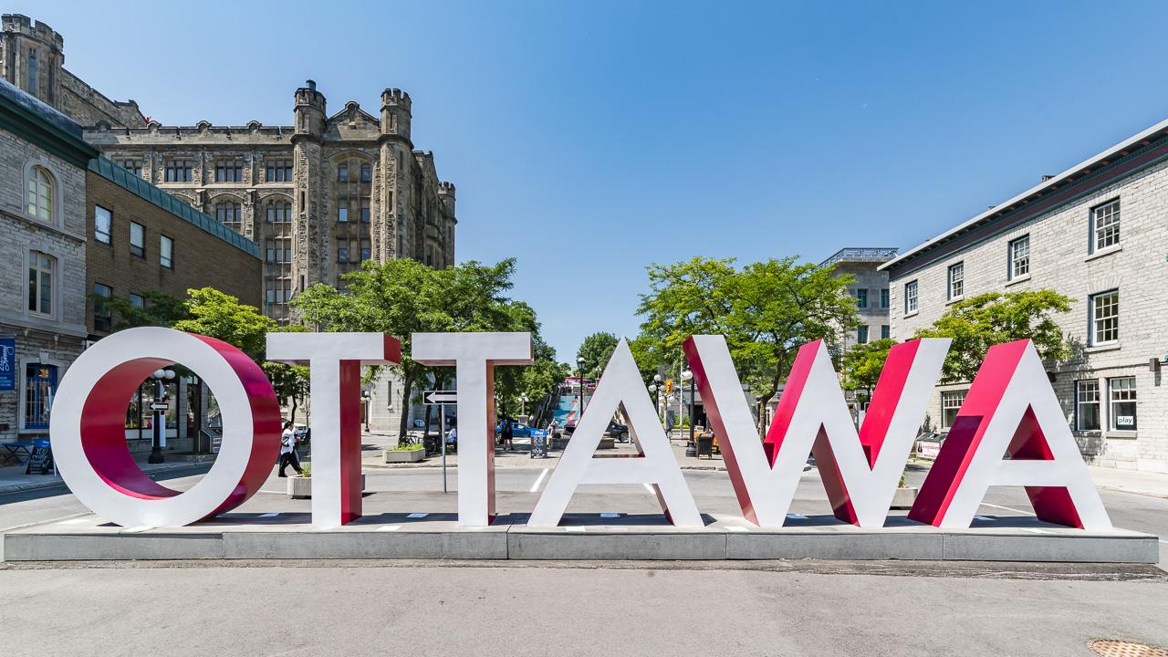 Ottawa - thủ đô Canada