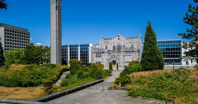 Đại học British Columbia tại bang British Columbia