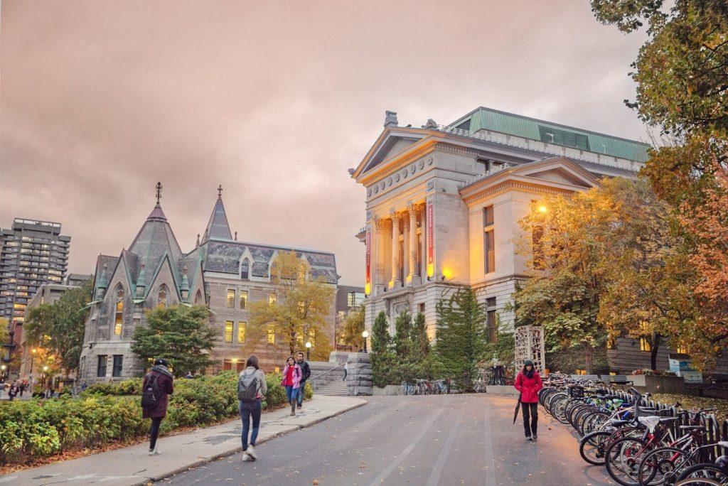 McGill University - Các trường đại học top đầu Canada