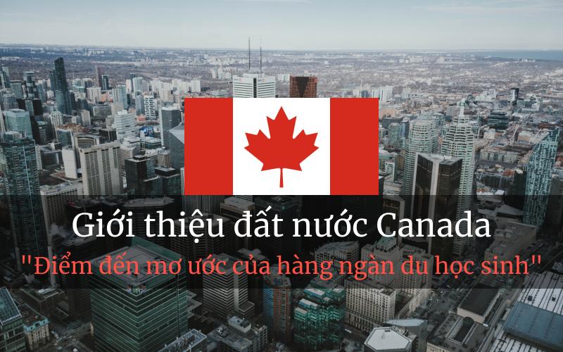 Giới thiệu đất nước Canada