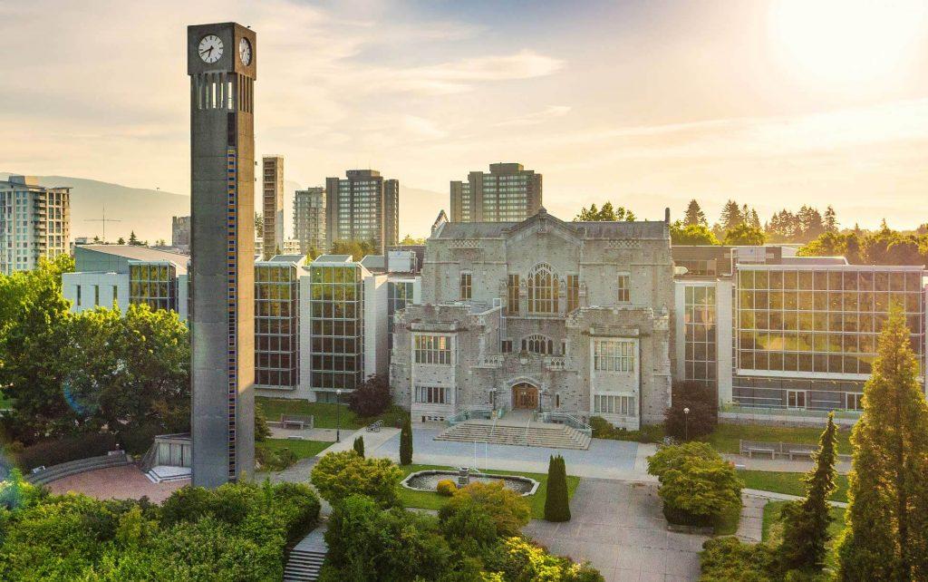 University of British Columbia - Các trường đại học top đầu Canada