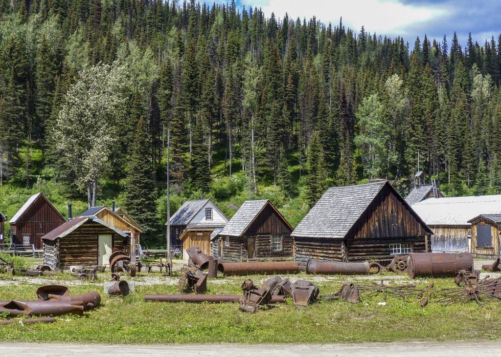 Lịch sử hình thành bang British Columbia