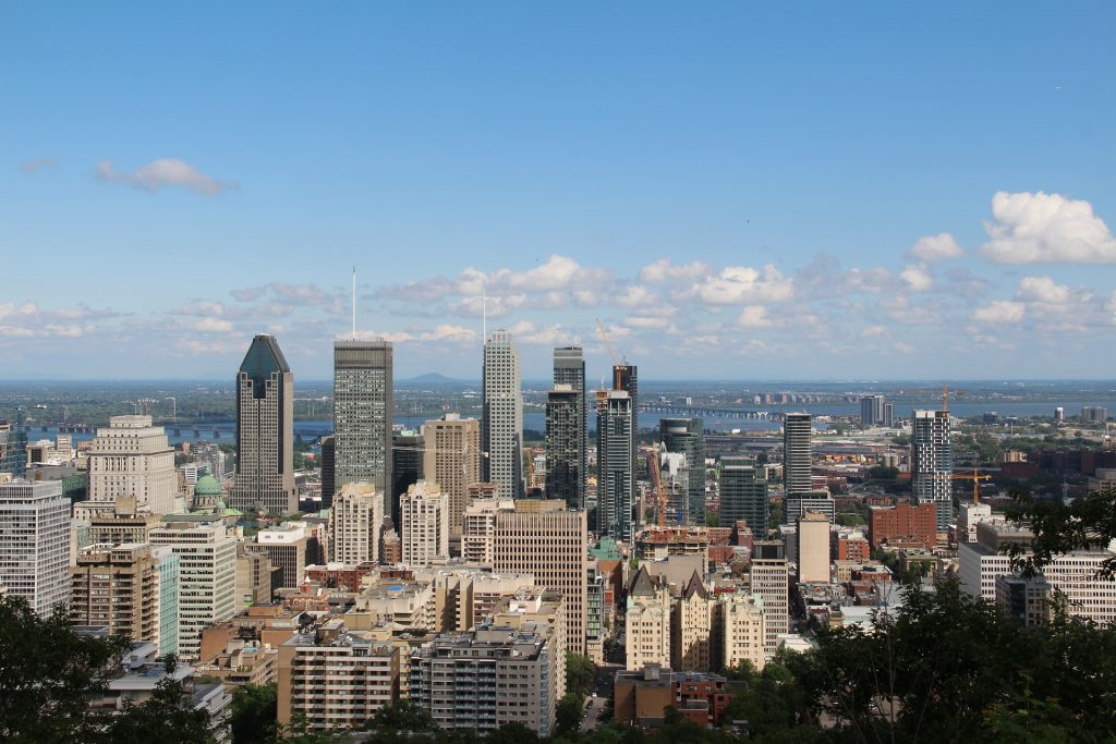 Tỉnh bang Québec- một trong các bang của Canada