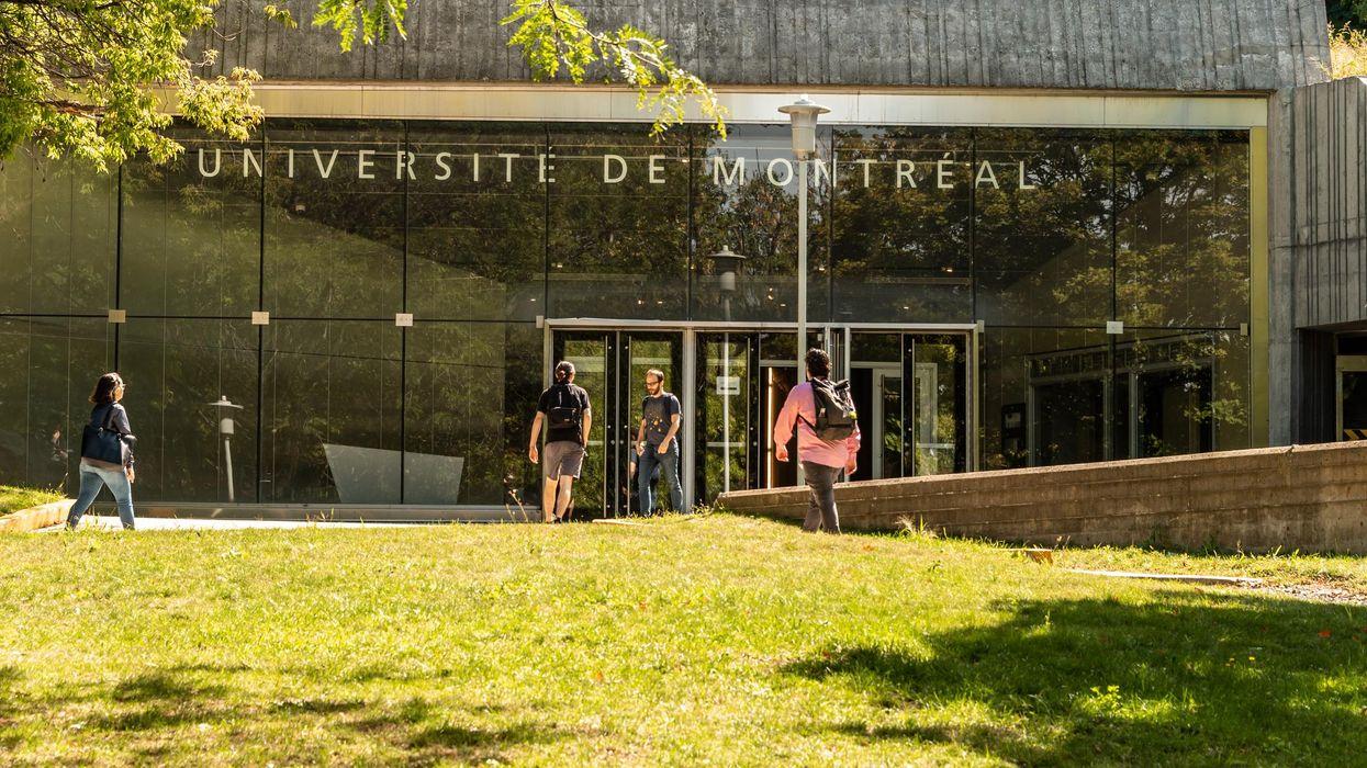 Đại học Montreal - Lựa chọn khi du học Canada 2022