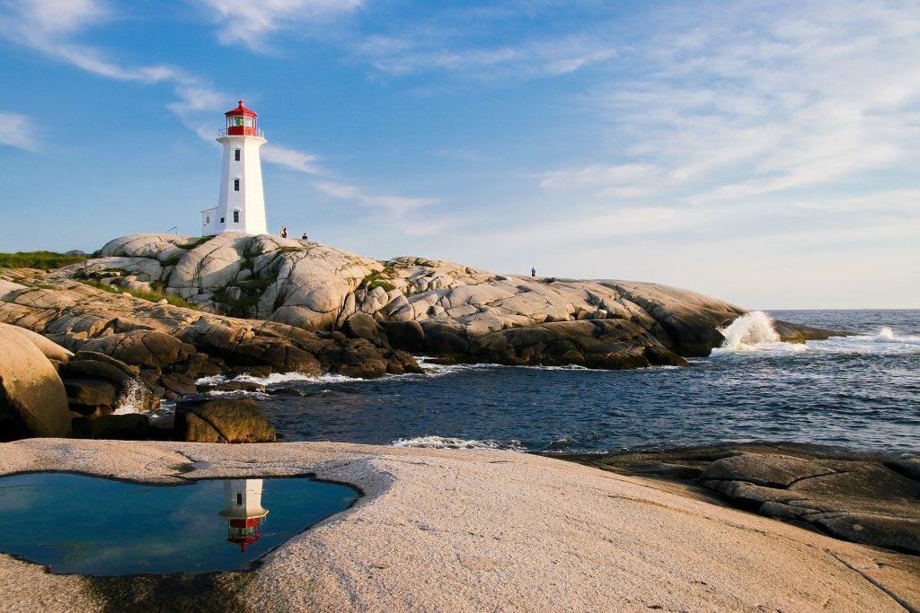 Tỉnh bang Nova Scotia - một trong các bang của Canada