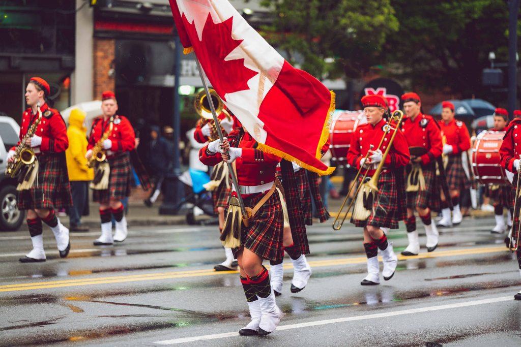 Ngày lễ lớn trong văn hóa Canada - Canada Day