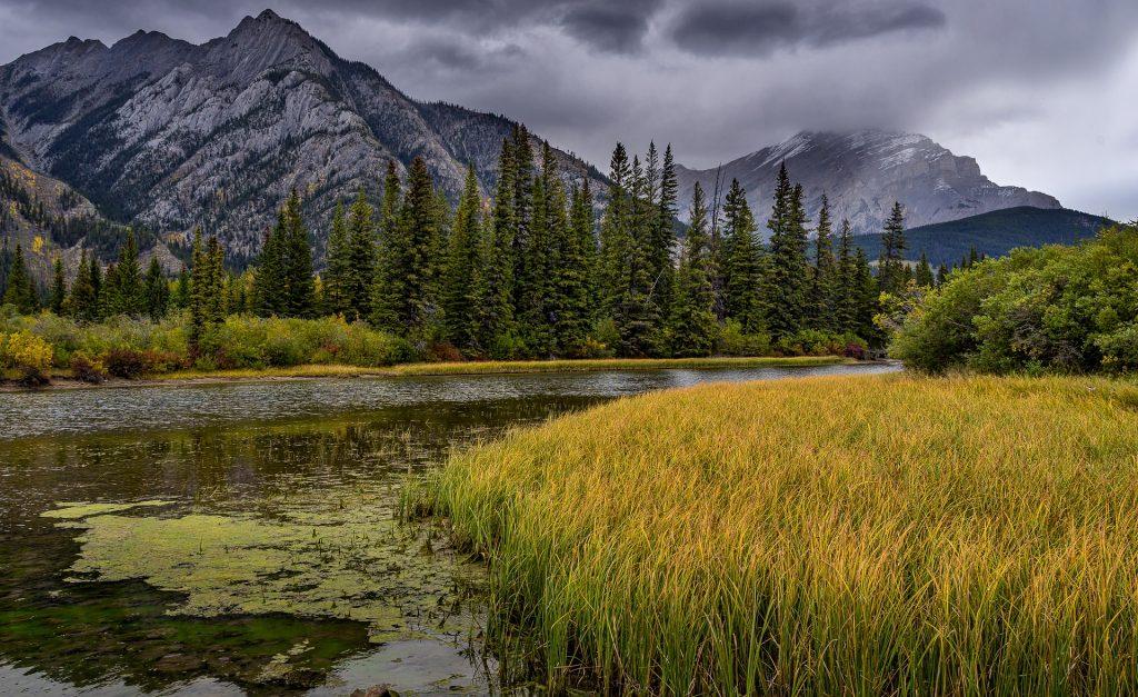 Tỉnh bang Alberta - một trong các bang của Canada