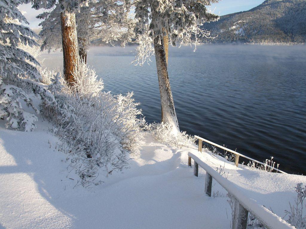 Khí hậu tại bang British Columbia khá đa dạng