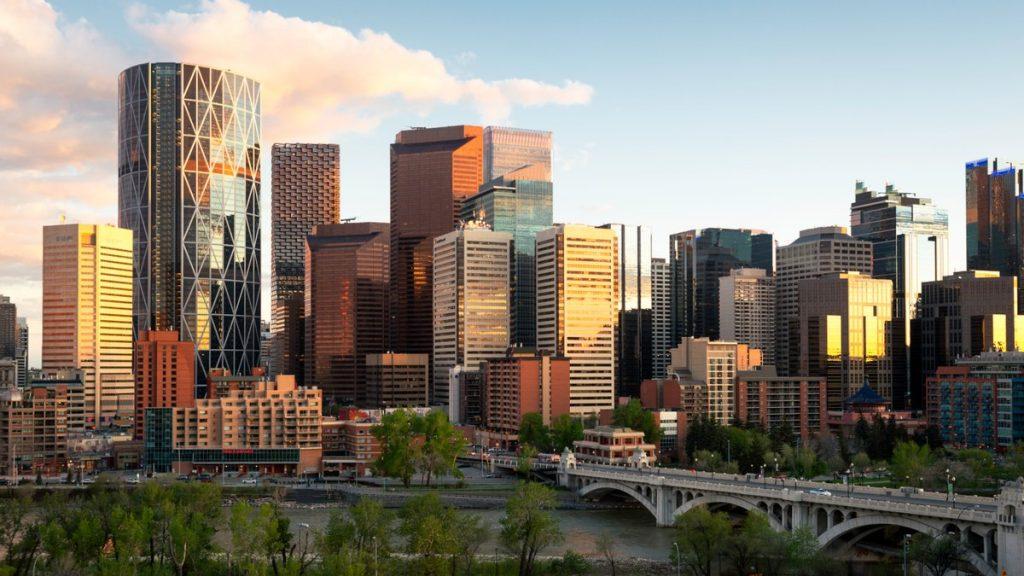 Thành phố Calgary, quê hương của Đại học Calgary