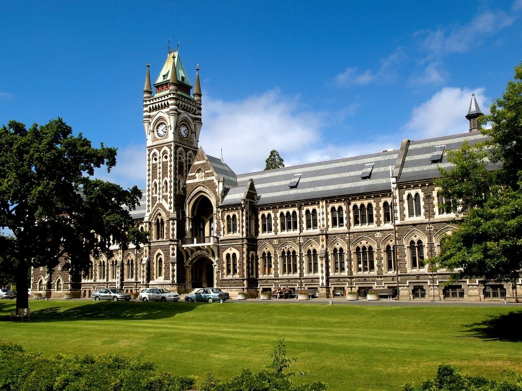 Các trường đại học top đầu - Du học New Zealand 2022