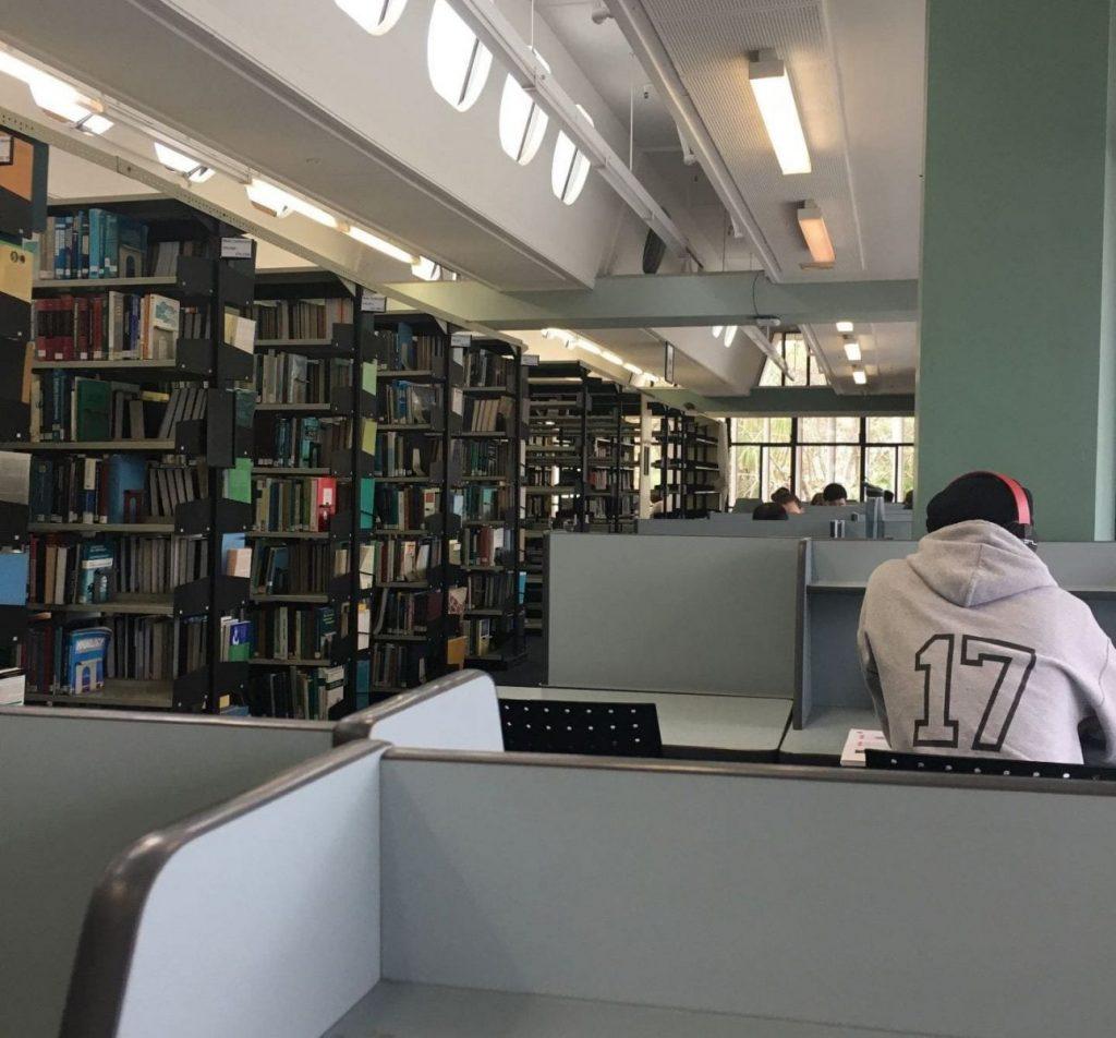 Cơ sở vật chất hiện đại của đại học Auckland