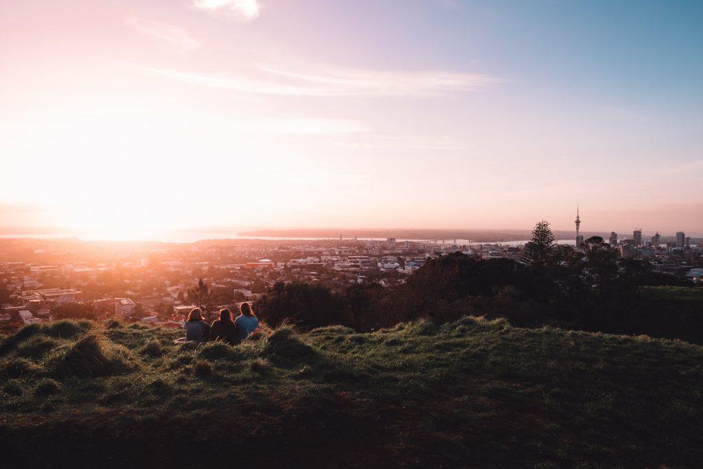 Cuộc sống New Zealand khá yên bình