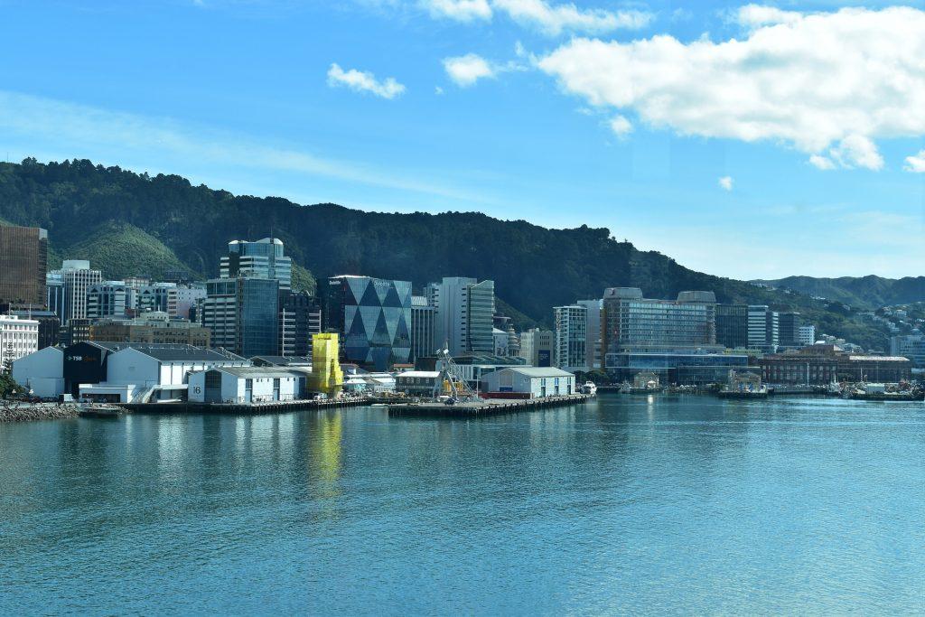 Thủ đô New Zealand - Thành phố lộng gió