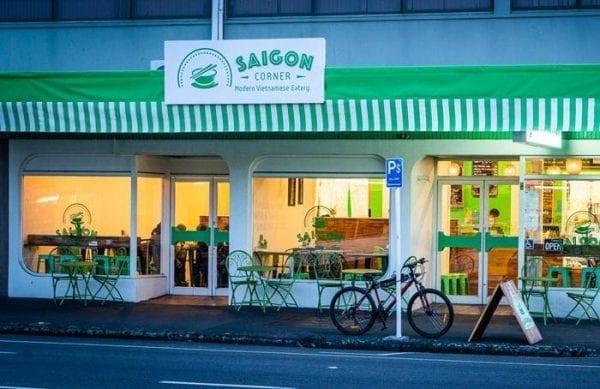 Cửa hàng Phở Việt Nam ở New Zealand