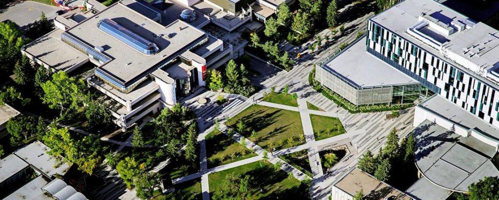 Campus chính của đại học Calgary