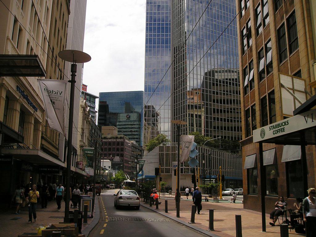 Đôi nét về thủ đô Wellington