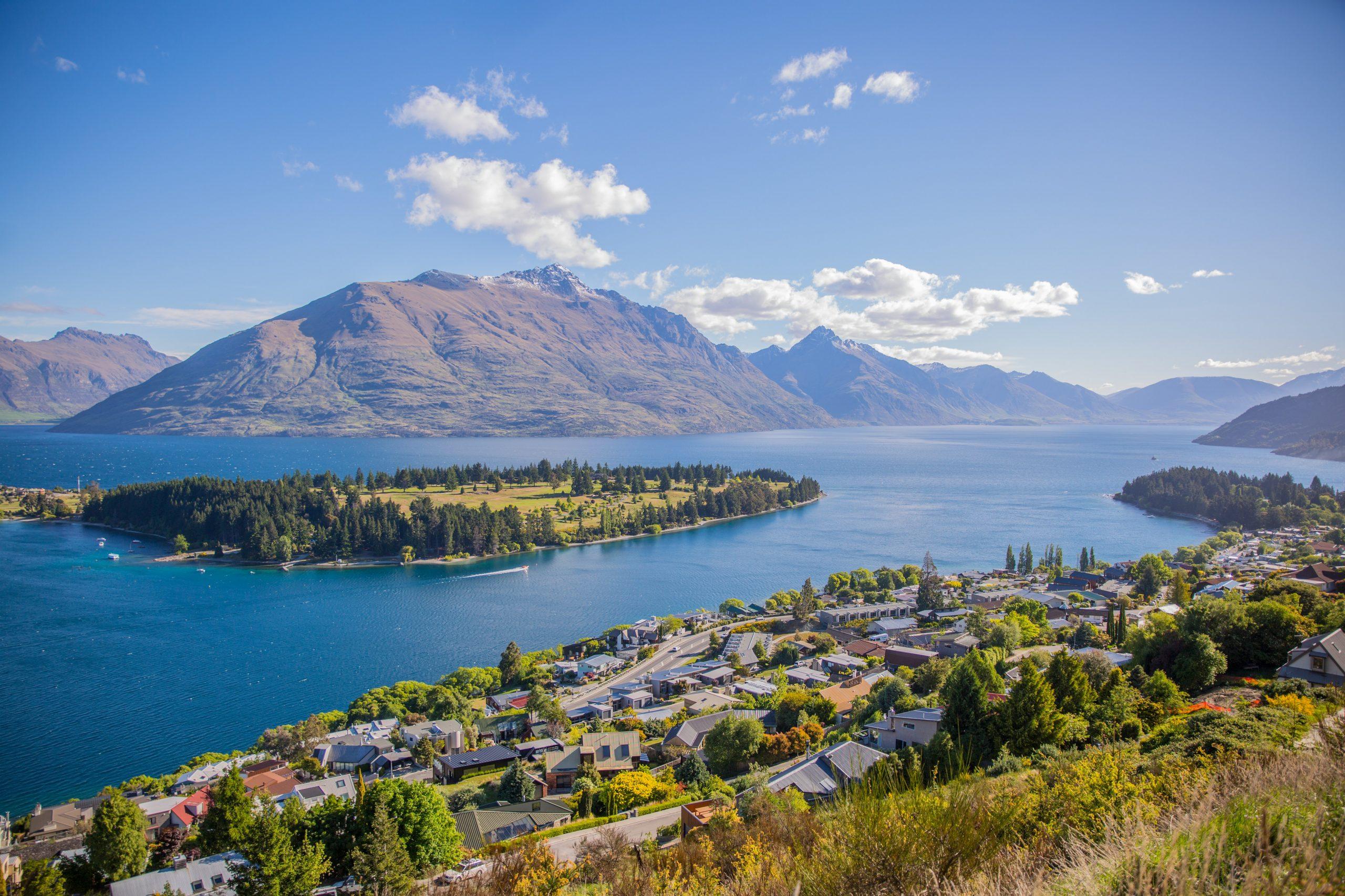 New Zealand thuộc châu lục nào?